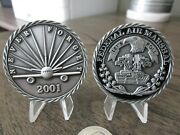 Federal Air Marshal Service Fam Fams 9/11 20 Years Remembrance Challenge Coin .