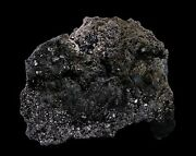 Superb Large Plate Of Sharp Enargite Crystals Longfellow Mine Ouray Colorado