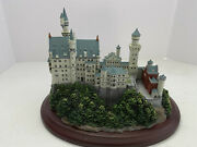 Lenox Great Castles Of The World Collectable Display Neuschwanstein 1994