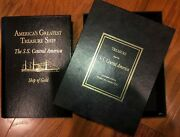 Ss Central America Blue Display Book For Your Ssca Shipwreck Coins