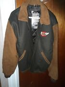 The Flying Other Brothers Fob Band Jacket New Nwt Mens Medium - G.e. Smith Nos