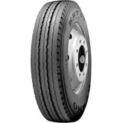 4 Tires Kumho Krt03 215/75r17.5 Load H 16 Ply All Position Commercial