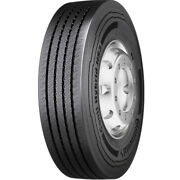 4 Tires Continental Conti Hybrid Hs3 245/70r19.5 Load G 14 Ply Steer Commercial