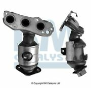 Quality Bm Catalysts Approved Catalyst For Nissan Note 1.2 6/13-present