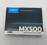 Micron Crucial Mx500 2.5 Inch Solid State Drive 250gb - Sh2149