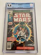 Marvel Star Wars Comic 1 Cgc 9.4 Original First Issue Key First Appearance