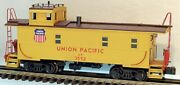 ✅k-line By Lionel Union Pacific Smoking Caboose For Up Steam Diesel Engine