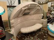 Retro King Egg / Dome Round Bed Built-in Sound System / Tv Mcm