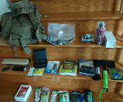 Survival First Aid Kit Emergency Gear Set Camping Wilderness Tactical Backpack