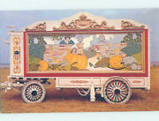 Chrome Antique Circus Wagon At Museum Baraboo Wisconsin Wi Ag0812