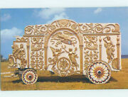 Chrome Antique Circus Wagon At Museum Baraboo Wisconsin Wi Ag0816@