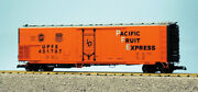 Usa Trains R16710 G Pacific Fruit Express 50ft. Mechanical Refrigerator Cars