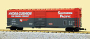 Usa Trains R19302a G Southern Pacific 50 Ft. Box Car With Steel Door Red