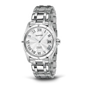 Watch Eberhard Unisex 41127 Mechanical Analogue Only Time Steel