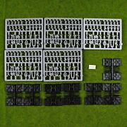 Epic 40k Imperial Guard 5 Sprues And Bases - Rare And Oop - Warhammer Armageddon