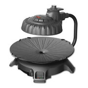 [zaigle] Zg-sp4011 Electric Infrared Health Grill Indoor Well-being Roaster