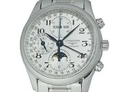 Longines Master Collection Triple Calendar Moon Phase L2.673.4.78.6 Watch A50806