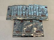 Yugioh X15 Ghosts From The Past Factory Sealed Booster Packs Same As Display Box