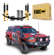 Old Man Emu 3 Complete Suspension Kit For Toyota Tacoma 2005 - 2021 Arb