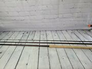 Cabelas Match Rod 12' 3 Pieces 2 - 8 Lb Spinning Float Fishing Pole Cork