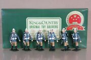 King And Country Sudan War British Camel Corps Soldiers Marching Boxed Pjm