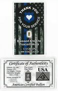 Real Fine Silver Gold Bar Lot Coa Card Collection Great Bullion Invest Gift 178