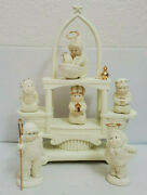 Department Dept 56 Snowbabies Nativity Very Special Story Christmas Figurines