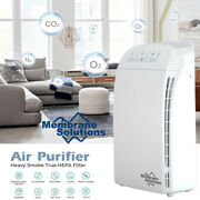 Msa3 Air Purifier For Home Large Room And Bedroom W/true Hepa Filter,ozone Free