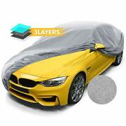 Car Covers Auto Vehicle Covers For Indoor Grey Cheap Car Cover Dust-proof Ant...