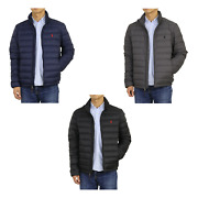 New Polo Packable Down Puffer Jacket Coat