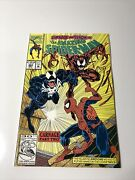 The Amazing Spiderman 362. Marvel Comics. Second Appearance Of Carnage