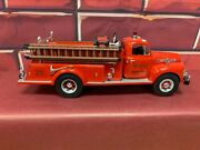 First Gear Tractor Supply Fire Trucks Engine Model Fdny 51 Ford Pumper 134