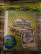 Skylanders Swap Force Topps Collector Trading Card Starter Kit Toysrus Exclusive