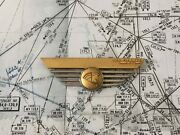 Badge Broche Pin Wings Crew Air France Andeacutepoque Concorde Martineau Saumur