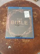 The Bible - The Epic Miniseries 4-disc Set Blu-ray - Brand New
