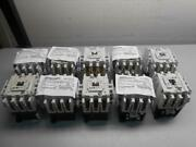 Lot Of 10 Cutler Hammer Cn15gn3ab-t16 Contactor