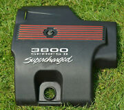 Chevrolet Pontiac Buick 3800 Supercharged Series Ii 2 Red Stripe Engine Cover