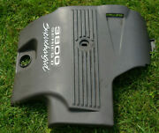 Chevrolet Pontiac Buick 3800 Supercharged Series Ii 2 Silver Engine Cover