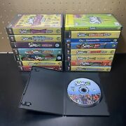 The Sims 2 Game Disk Only And 14 Expansion Packs Pc Game Lot Bundle+sims 3 Colle