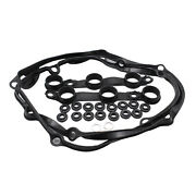 Valve Cover Gasket Set For Bmw E46 11129070990 11361438448 Replacement Acc