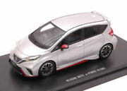 Model Car Scale 143 Diecast Ebbro Nissan Notes Vehicles Miniatures New