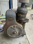 Wisconsin Motor Model Thd 2 Cylinder 18hp Complete Motor Runs Great
