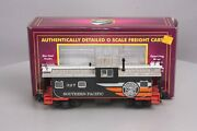 Mth 20-91145 Southern Pacific Extended Vision Caboose 327 Ex/box
