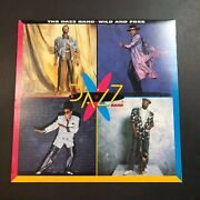 The Dazz Band - Wild And Free Xghs 24110 Vg+ Vinyl Lp N4