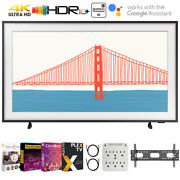 Samsung Qn75ls03aa 75 The Frame Qled 4k Smart Tv 2021 + Movies Streaming Pack