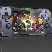 Android Game Console A20 Hd 800480px + Tf Card 32gb Handheld Games For Portable