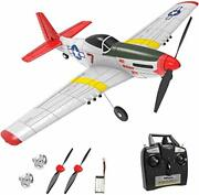 Top Race Rc Plane 4 Channel Remote Control Airplane Ready To Fly Rc Planes For A