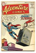 Adventure Comics 210 First Krypto The Super Dog Dc Silver-age Issue Comic Book