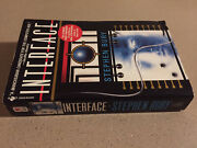 Interface By Stephen Bury 1995, Paperback Co-written By Neal Stephenson