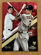 Kyle Tucker 2019 Topps Gold Label Class 1 Red /75 30 Rookie Rc